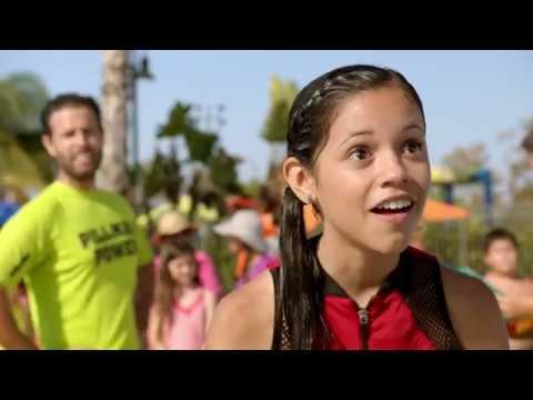 Жизнь Харли - Сезон 2 серия 2 - Харли и Аквалимпиада | Disney Новый Комедийный сериал для всей семьи