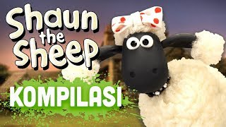 Shaun the Sheep - Season 4 Compilation (Episodes 26-30)
