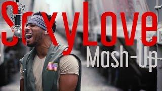 Sexy Love   Mirror(s)   Treasure - NeYo x J.Timberlake x Bruno Mars (Javon Alvin Cover)