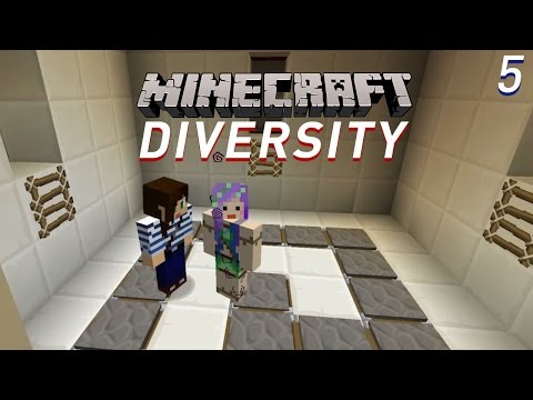 THERE IS NO ESCAPE Minecraft Diversity w Stacy Ep5