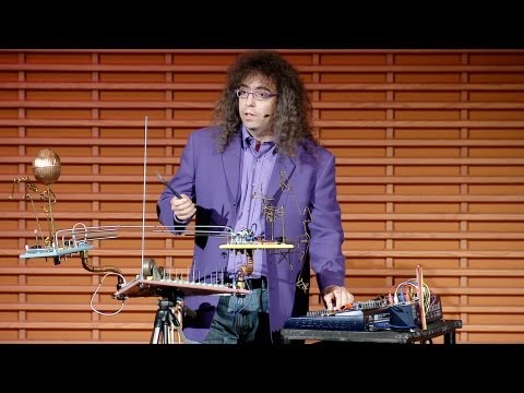 Mark Applebaum: The mad scientist of music