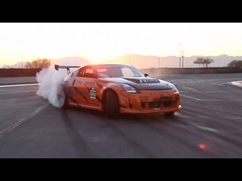 The 800 HP Formula Drift K.Sport 350Z - TUNED