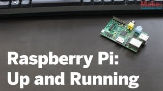 Raspberry Pi_ Up and Running