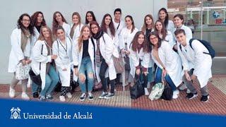 Mensaje de apoyo de los estudiantes de enfermería de la UAH