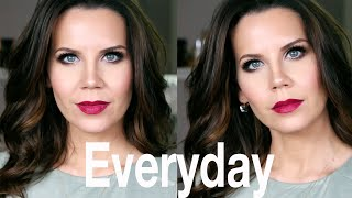 MY EVERYDAY MAKEUP ROUTINE | Talk Thru Tutorial