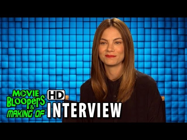 Pixels (2015) Behind the Scenes Movie Interview - Michelle Monaghan is 'Violet'