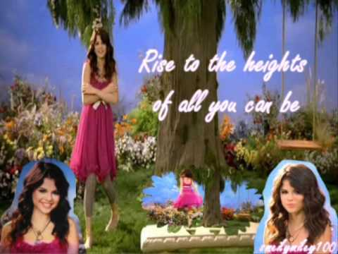 Selena Gomez Fly To Your Heart [karaoke   Instrumental] video