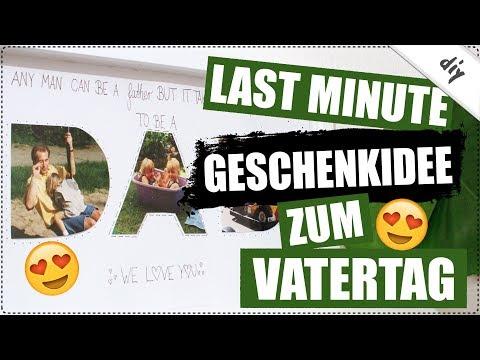 Last Minute Geschenke Diy Vatertag Geburtstag Freundin Freund Coole