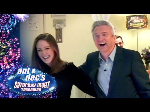 Ant & Dec's Live 'Get Out Of Me Ear!' Prank with Louis Walsh - Saturday Night Takeaway thumbnail