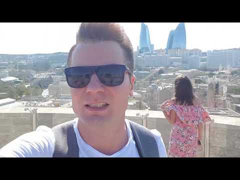 Weekend Утреннего Фреша в Баку, часть 3: девичья башня, старый город и новые достопримечательности
