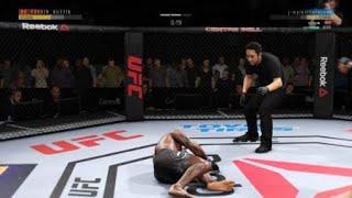 EA SPORTS™ UFC® 3 Nate Diaz style KO 3