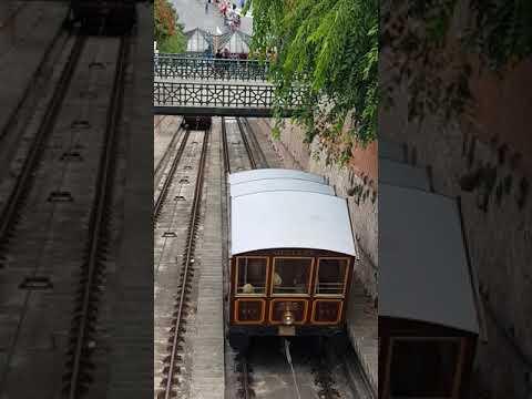 Budapest Castle Cable Car..