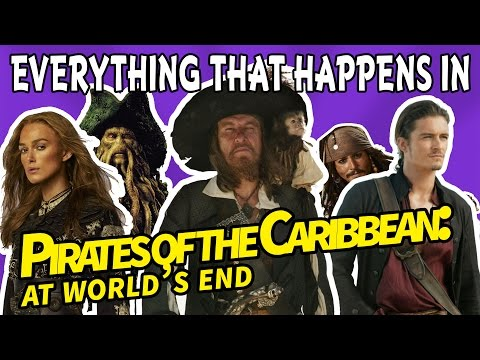 Pirates Of The Caribbean 3: Cost Of Being Expensive - ClipNotes