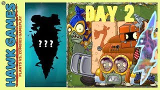 Plants vs. Zombies 2 - Custom Modern Day by Pepper Zombi - Level 2 (Player