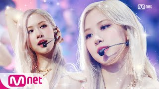 ROSÉ - On The Ground Comeback Stage | 엠카운트다운 | M COUNTDOWN EP.702 | Mnet 210318 방송