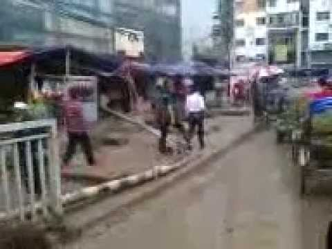 Daily life in Dhaka at 13th June