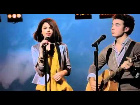 Send It On - Miley Cyrus, Nick Jonas, Demi Lovato, Joe Jonas, Selena Gomez and Kevin
