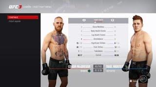EA SPORTS™ UFC® 3 Career Conor McGregor