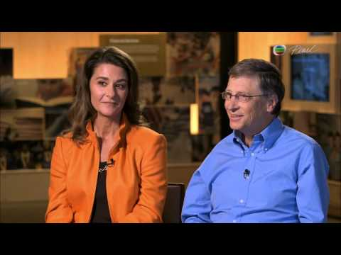 [English Subtitles] [60 Minutes] Bill Gates 2.0