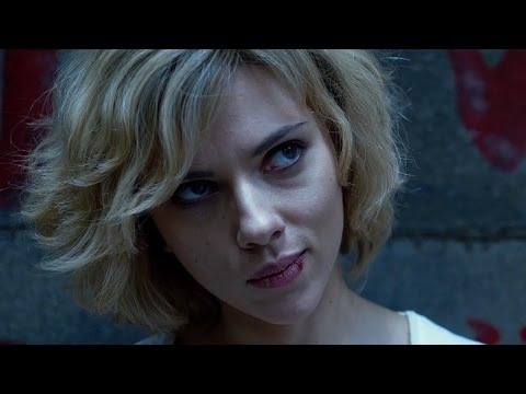 Who is Scarlett Johansson's Lucy?