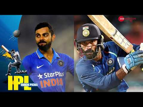 IPL 2018: Match Preview Of Rajasthan Vs Hyderabad And Bangalore Vs Kolkata