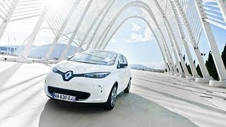 The Renault Zoe | Fully Charged