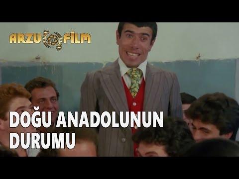Eski Filmler - Hababam Sınıfı Dokuz Doğuruyor - Doğu Anadolunun Durumu