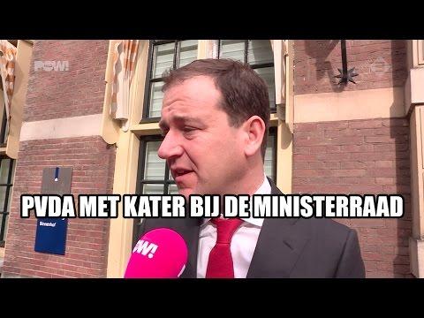 PvdA met kater bij de ministerraad