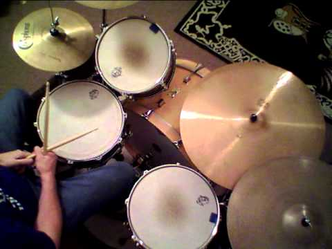 Jon Biggs Pork Pie Drums