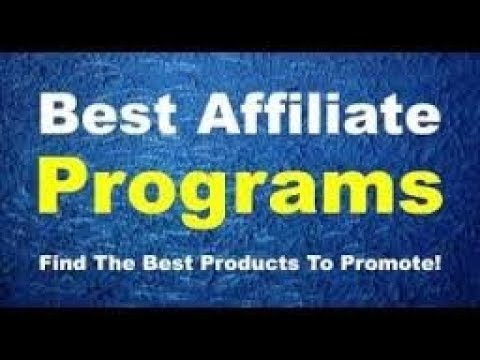 {How To} Find High Paying *Affiliate Commissions* In 2017 Best *Reviews*