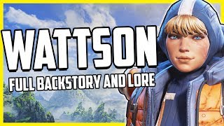 Wattson's Full Backstory - The True Stories Behind Every Character In Apex Legends - Part 4