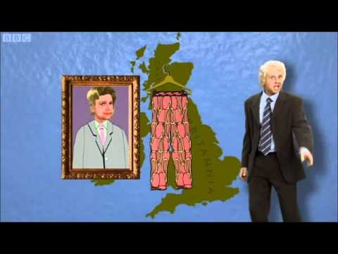 Horrible Histories HHTV News: The Roman Invasion of Britain report