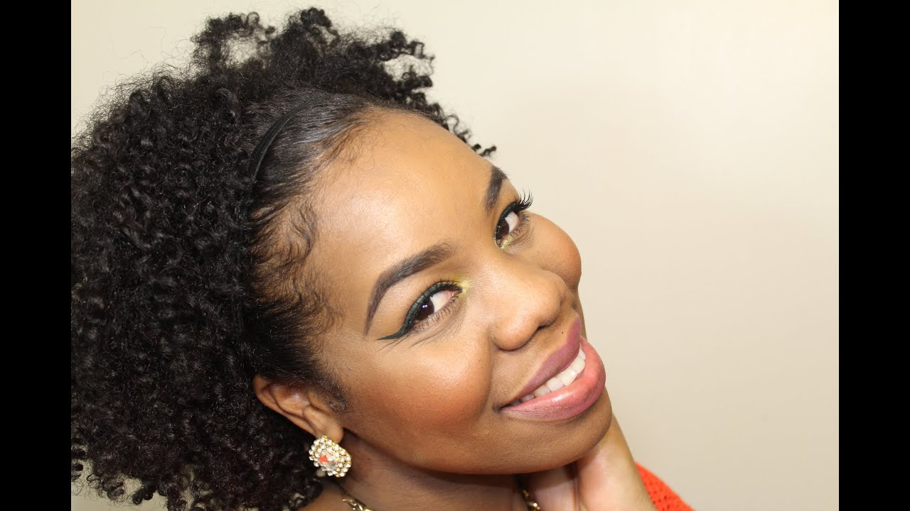 Natural Hair Best Products For Smooth Sleek Edges