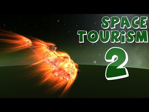 Space Tourism - Episode 2 | Series 2