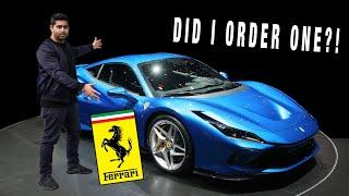 SHOULD I ORDER A F8 TRIBUTO!?