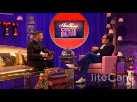 Gary Barlow On Alan Carr: Chatty Man HD (Part 1)