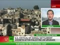 'Israeli settlements roadblock to solid peace solution'