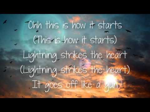 Brighter Than The Sun by Colbie Caillat (Lyrics on Screen)