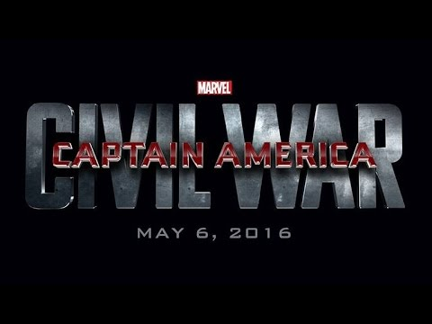 Captain America : Civil War - Teaser Trailer