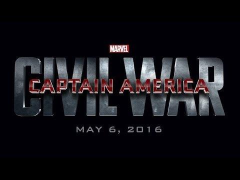 Captain America : Civil War - Teaser Trailer