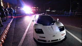 MONTEREY POLICE SHUT DOWN STREET TAKEOVER!