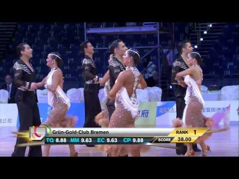 WDSG 2013 Kaohsiung | Formation LAT R 1