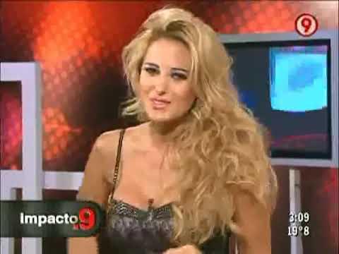 Jesica Cirio y La Cola Perfecta en Impacto 9