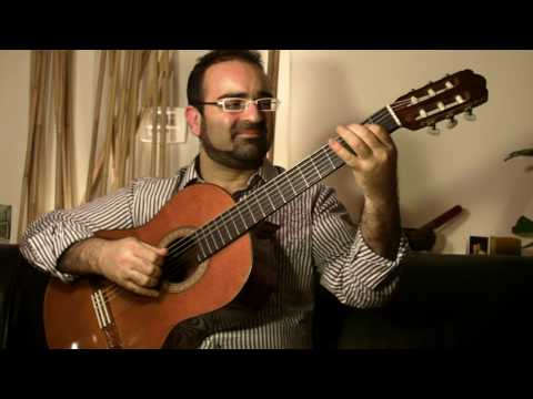 Samba de Orly Fingerstyle Jazz Bossa Nova Guitar