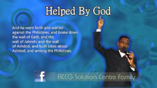 Pastor Prince Obasi-Ike. Helped By God. Part 3. (Audio)