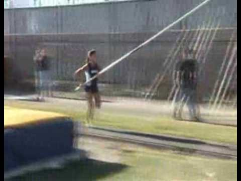 Allison Stokke Pole Vaulting High School