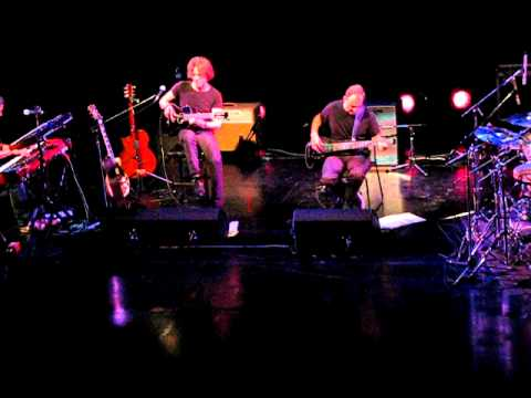 Dominic Miller - Shape of my Heart. ND Ateneo 8-04-11. Argentina. Guy Pratt, Lindup, Rhani Krija.