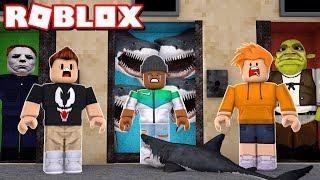 DON'T CHOOSE THE WRONG DOOR!!   Roblox Hmm
