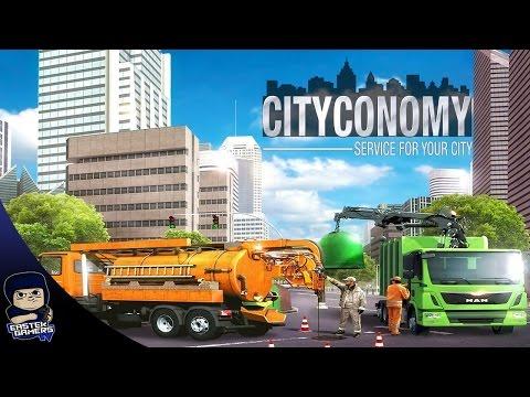 BELEDİYE SİMÜLASYONU | Cityconomy Türkçe İlk Bakış ( w/Oyunportal )