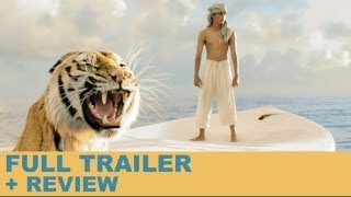 Life of Pi - Life of Pi Trailer + Trailer Review : HD PLUS